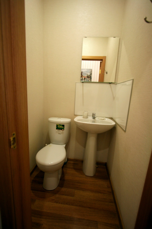 Туалет в каждом номере