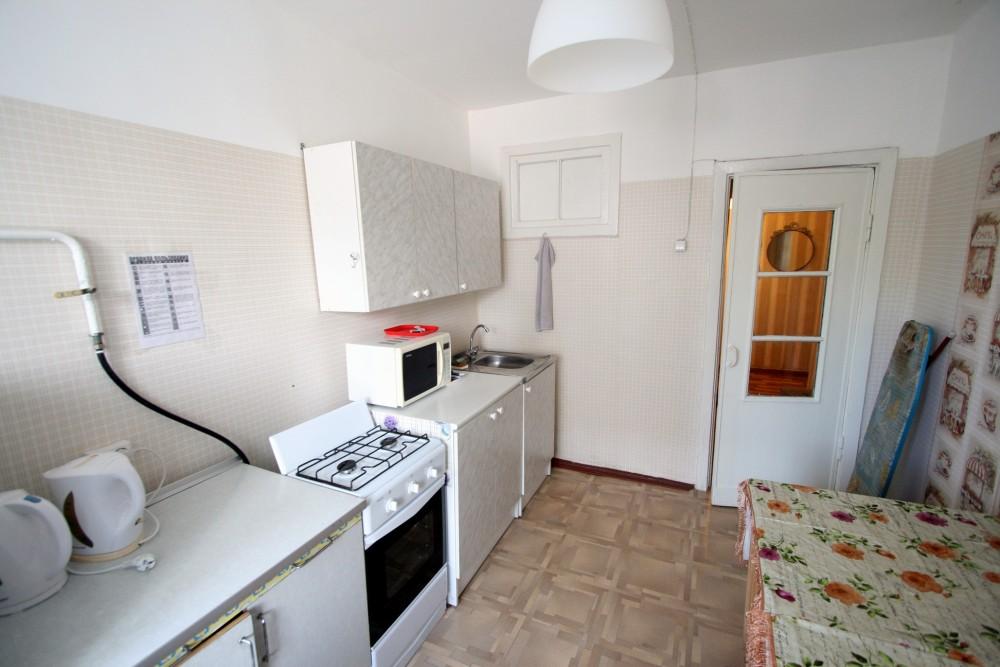 Кухня общая для всех номеров 2-го этажа