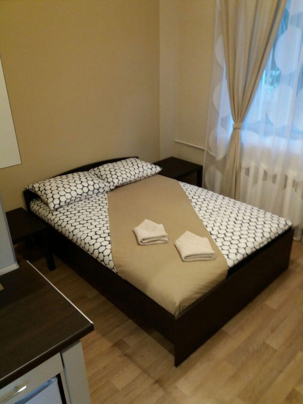 Двухместный комфорт, с одной двухспальной кроватью