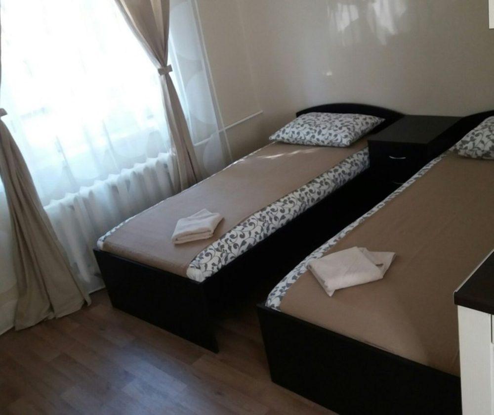 Номер комфорт, 2-х местный, с раздельными кроватями